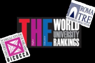 Giovani Università: Bicocca e Roma Tre nella top 100 mondiale