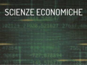 Corso di laurea in Scienze Economiche (Classe L-33)