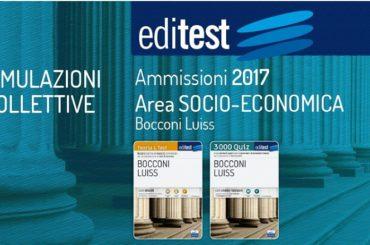 Ammissioni Area Socio-Economica: simulazione test Bocconi e Luiss