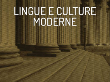 Corso di Laurea in Lingue e culture moderne (classe L-11)