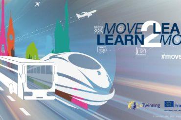 Scopri l'Europa viaggiando con Move2Learn, Learn2Move