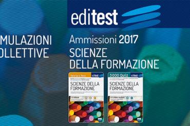 Scienze della Formazione: disponibili le simulazioni collettive gratuite del test di ammissione