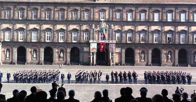 """Scuole militari: la """"Nunziatella"""" di Napoli"""