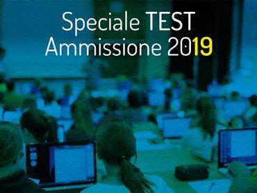 Date test ammissione 2019: il calendario aggiornato delle prove