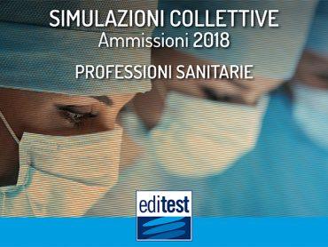 Ammissione Professioni Sanitarie 2018: il calendario delle simulazioni collettive gratuite