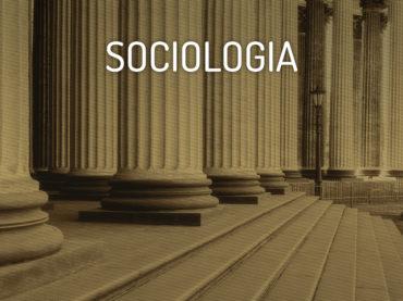 Corso di laurea in Sociologia (Classe L-40)