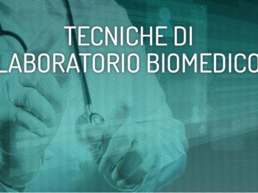 Corso di laurea in Tecniche di laboratorio biomedico (L/SNT/3)
