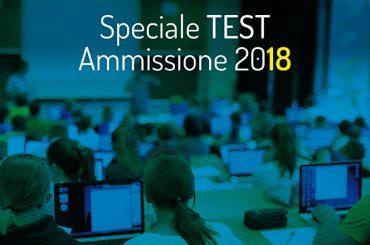 Accesso programmato nazionale: il numero degli iscritti ai test 2018