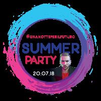 Summer party Ostia: EdiSES protagonista di #unanotteperilfuturo