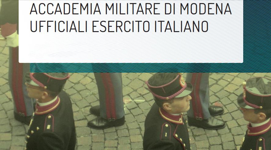 accademia esercito modena