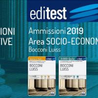 Simulazioni collettive del test di ammissione Bocconi 2019