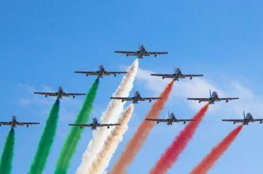 Guida all'Accademia Aeronautica di Pozzuoli