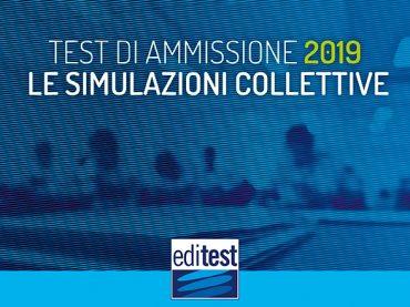 Test di ammissione all'Università 2019/2020: esercitati con le simulazioni collettive