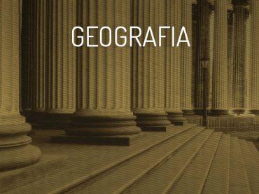 Corso di Laurea in Geografia (classe L-6)