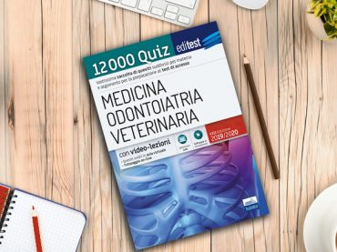 Test di ammissione Medicina 2019: nuova edizione del volume dei 12.000 quiz!