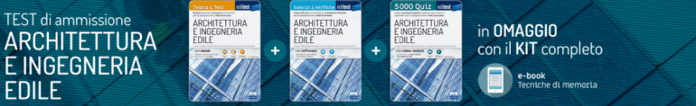 test architettura 2019