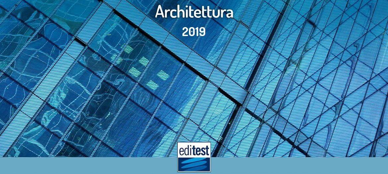 decreto test architettura 2019