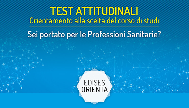 test attitudinale professioni sanitarie