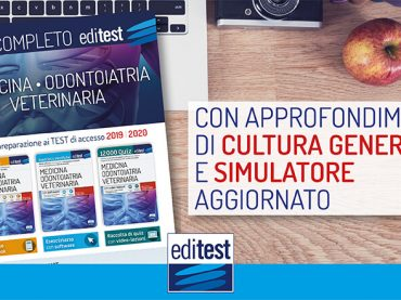 Test di Medicina 2019: preparati con il Kit completo EdiTEST