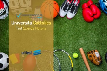 Test Scienze Motorie Cattolica: info e risorse di studio