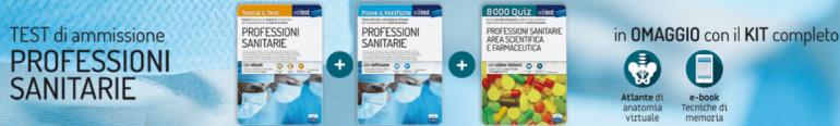 kit professioni sanitarie