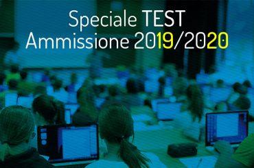 Date test ammissione 2020: il calendario aggiornato