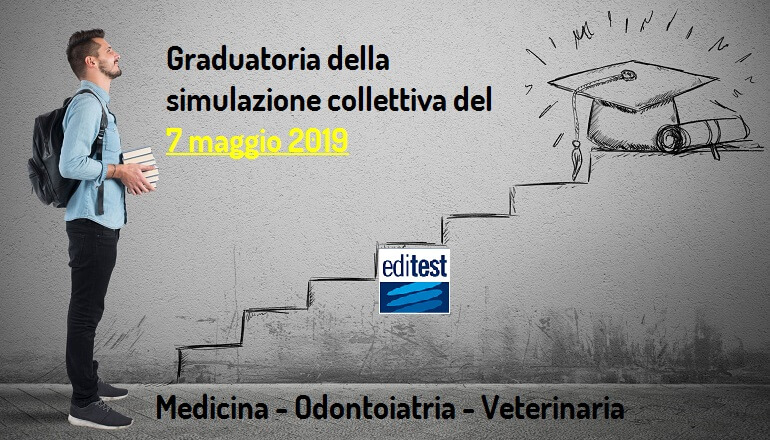 quarta graduatoria simulazione test medicina 2019
