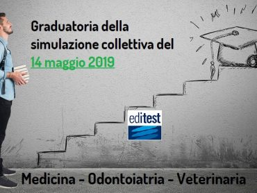 Graduatoria della quinta simulazione collettiva di Medicina