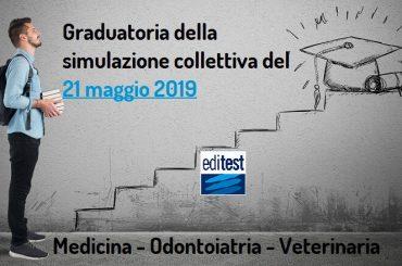 Graduatoria della sesta simulazione del test di Medicina 2019