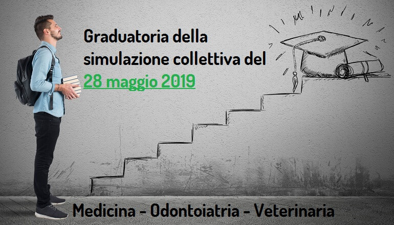 settima graduatoria simulazione test medicina 2019