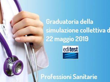 Graduatoria della settima simulazione del test Professioni Sanitarie 2019