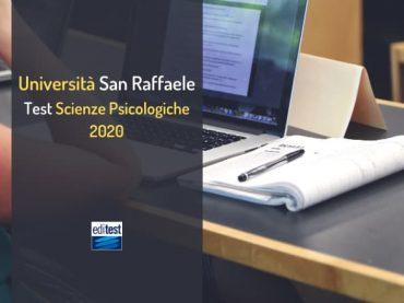 Come prepararsi al Test Scienze Psicologiche San Raffaele 2020