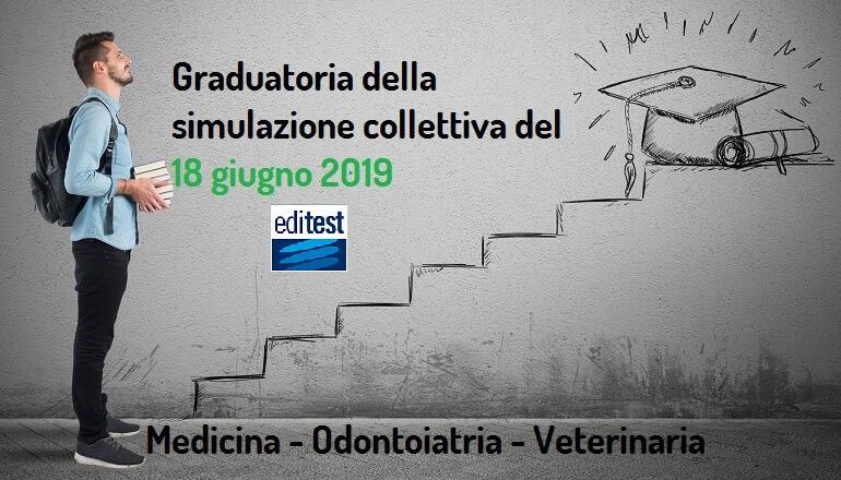 decima graduatoria simulazione test medicina 2019