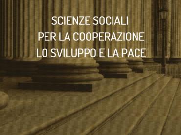 Corso di laurea in Scienze sociali per la cooperazione, lo sviluppo e la pace (Classe L-37)