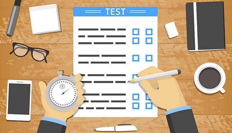 logica test ammissione