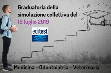 Graduatoria della quattordicesima simulazione collettiva del test di Medicina