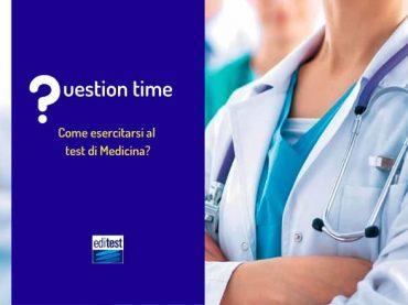 Come esercitarsi in vista del test di Medicina 2020?