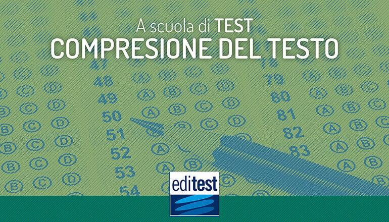 test di ammissione comprensione del testo