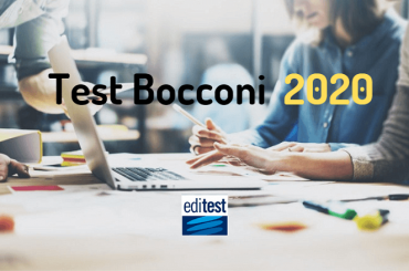 Test ingresso Bocconi 2020: date, struttura delle prove e risorse di studio