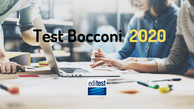 Test ingresso Bocconi 2020: rinviate Early e Spring Session!