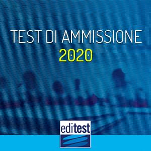 test di ammissione 2020