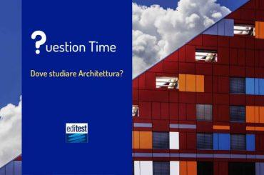 Dove studiare Architettura?