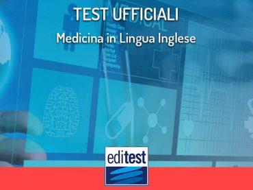 Test Medicina in Inglese 2019 risolto e commentato