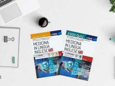 Test Medicina Inglese 2020: preparati con i nuovi libri EdiTEST