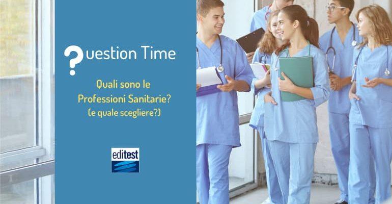 Corsi di laurea delle Professioni Sanitarie: quali sono e quale scegliere