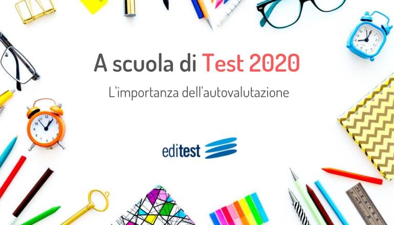 test ammissione università 2020 autovalutazione