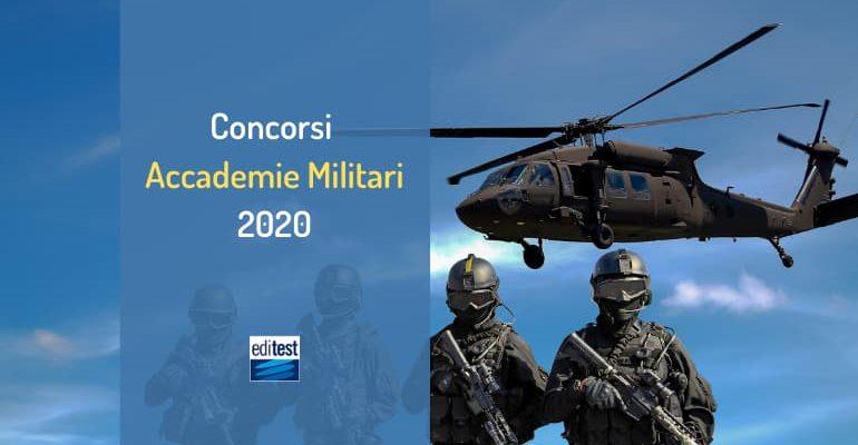 Concorsi Accademie Militari 2020: ultimi aggiornamenti