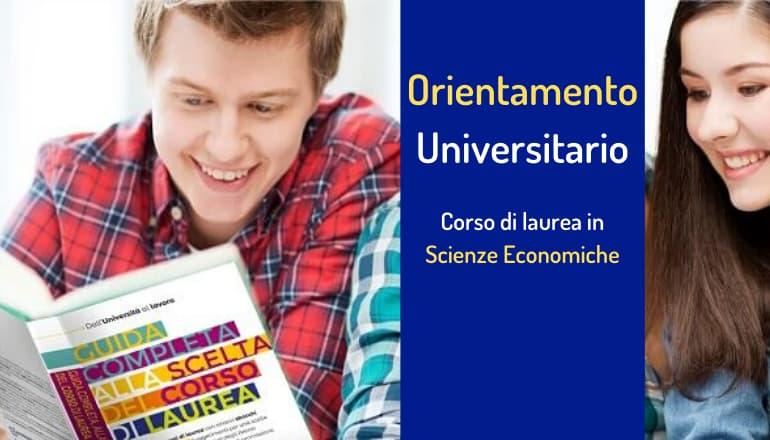 laurea in scienze economiche