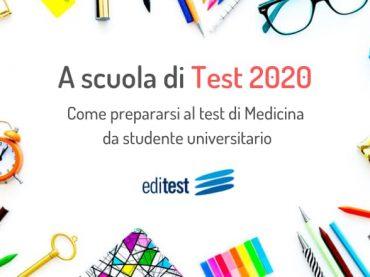 Come prepararsi al test di Medicina da studente universitario
