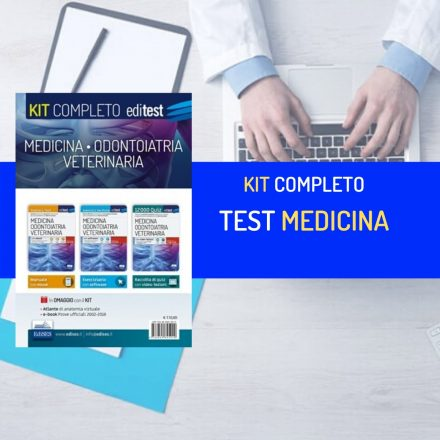 Kit Test Medicina 2020